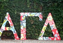 Squirrels, pearls, and alpha gam girls / Live with purpose  ΑΓΔ And other sorority goodies / by Meghan Elizabeth 💕