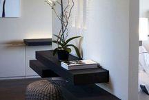 Design home / Luci, arredi, ambientazioni