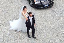 Wedding / Abiti, acconciature, scarpe per le nozze