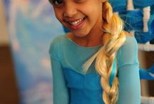 Frozen Themed Party / Frozen Themed Party