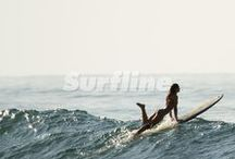 Surfing / Surfing and related pictures and art