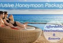 All Inclusive Honeymoons / We offer a wide variety of all inclusive honeymoons! We specialize in romance! Check us out  www.honeymooonsinc.com