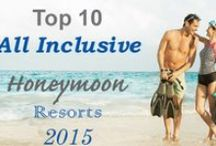 Top 10 All Inclusive Honeymoons / Thinking of a romantic, all inclusive Honeymoon? St Lucia Honeymoon, Jamaica Honeymoon, Cancun Honeymoon, Dominican Republic Honeymoon, or just any Caribbean honeymoon?. We have a top 10 list that is sure to satisfy all your needs!