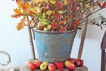 decorate | autumm / Autumn is a wonderful colorful time of the year. Let the home bright in autumnly colors.