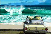 Surf Art / Surf Art We Love