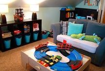 KIDS spaces! / Things for my lil munchkins!