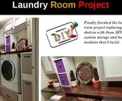 Laundry Room Ideas / Decors and idea to improve room, space and organization