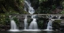 Photography | Waterfalls / I love photographing waterfalls, don't you?