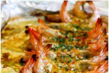 Seafood & Fish Dishes