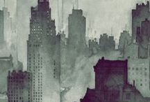 Inspiration - cityscapes