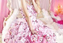 Wedding & Other Gowns & Etc. / Beautiful Wedding Decorations & Etc.