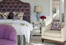 BEDROOMS / Cozy & Other Pretty Bedrooms
