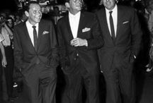 THE RAT PACK / MOVIE STARS, SINGERS  OF YESTER YEAR