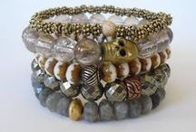 Bracelets / We've got the beads you need to re-create these super trendy bracelets at a fraction of the cost!