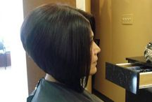HAIR, BEAUTY,STACKED BOB &.                                ETC. & BEAUTIFUL NAILS.   / HAIR STYLES & PRETTY NAILS