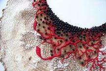 Textiles / La caricia de los textiles y el patchwork...