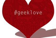 Valentine's Day: Geek Quotes, Bookstore Love & More / For Valentine's day, here are romantic or love related quotes from our geeky books, Love for Independant bookstores, and other V-Day book related pins