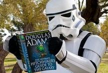 Geeks + Books =Awesome