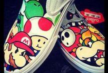 Zapatillas decoradas - Customized sneakers