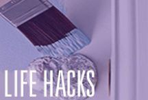 Life Hacks / Ingenious tricks, tips and suggestions to solve everyday problems!