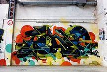 Graff / Street / by Colin Philippe-Jan