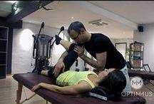 Optimmus - Optimizamos tus músculos / Activación Muscular, Fisioterapia y Entrenamiento Personal. ¡¡Ponte en forma y optimízate!! Travessera de Gràcia, baixos 15, Barcelona. +34 605 899 423  info@optimmus.com wwww.optimmus.com