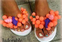 handmade sandals-flip flops