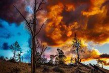 Nuages / Les plus beaux nuages à travers la planète
