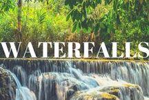 Waterfalls Around The World / The best waterfalls to chase!