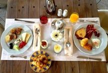 Hellenic Breakfast / Start your day with a delicious traditional Greek breakfast rich in nutrients and ideal for those of you who follow a healthy diet! Read more here: http://goo.gl/tVbLQi
