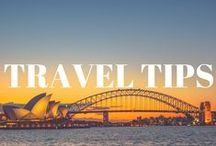 Travel Tips & Tricks / My best tips and tricks to make traveling easier and stress free!