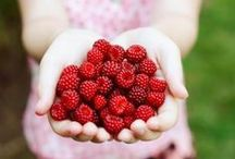 Cottage Charm ❤ Raspberries / by ❤ Just Me ❤