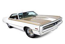 Full-Size Mopar / Dedicated to Chrysler Corporation's full-size models.