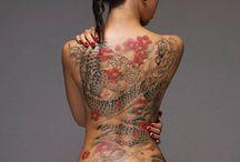 tattos girls