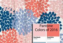 COLORS+TEXTURES+PATTERNS / Beyond the logo, a brand must have a color palette, textures/patterns, that make your brand unique and infused with your personality.
