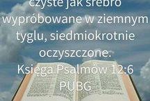 Fragmenty z Pisma Świętego(  Biblia)  ..Excerpts from the Scriptures (the Bible) / Fragmenty z Pisma Świętego(  Biblia)  ..Excerpts from the Scriptures (the Bible)