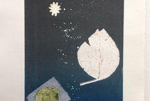 Earthkey Exhibition: Nino Bellantonio, small works on paper