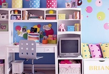 Children's Furniture / Desks are importrant / Homework is so important !! Finding the perfect sppt that is quite and calm is so important. Comfort is also key