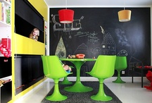 Kids Play areas  / Play areas small and large. Great ideas
