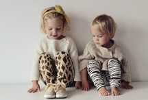 Trendy  fashions for the kiddos / Fabulous fashions and style for children