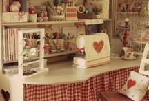 Craft room / by Hitomi Martin