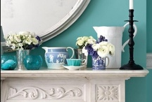 Favorite Paint Colors / by Dollbirdies