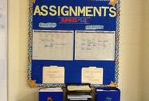 Classroom decorating and organization ideas