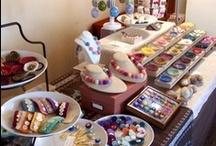 craft shop display idea / by Hitomi Martin