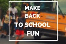 Back to School / Ideas for Back to School Also, great teaching methods for kids