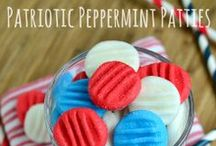 Patriotic Holidays / Fun activities and ideas for Patriotic Holidays (ex: Memorial Day, Labor Day, 4th of July)
