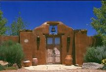 New Mexico / New Mexico - Congress admitted New Mexico as the 47th state in the Union on January 6, 1912. New Mexico is a state located in the southwest and western regions of the United States.  / by SantaCruz Taffy
