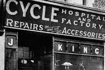 Bike Stores / Interesting purveyors and fixers of bikes.