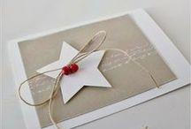 Weihnachtskarten - Christmas Cards