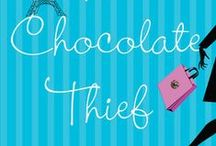 The Chocolate Thief by Laura Florand / The Chocolate Thief by Laura Florand. My review and character picks.